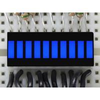 10 Segment Light Bar Graph LED Display - Blue