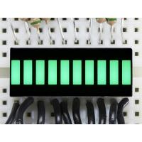 10 Segment Light Bar Graph LED Display - Green