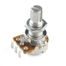 Rotary Potentiometer 100K Ohm Linear