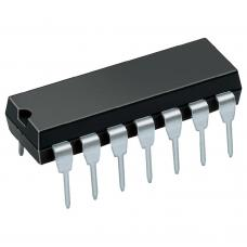 7432 QUADRUPLE 2 INPUT +ve OR GATE IC