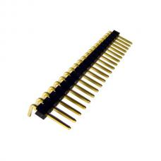 Header Pin Male Right Angle