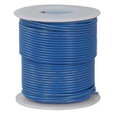 24 Awg Stranded Hook Up Wire- Blue - 1 Metre