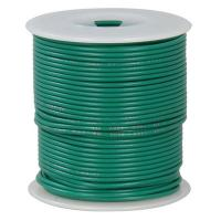 24 Awg Stranded Hook Up Wire- Green - 1 Metre