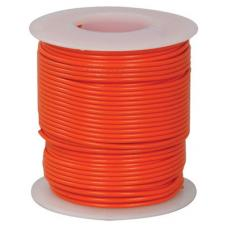 24 Awg Stranded Hook Up Wire- Red - 1 Metre