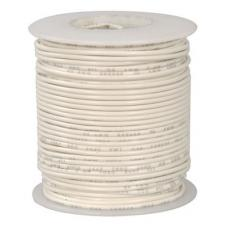 20 Awg Stranded Hook Up Wire-White - 1 Metre