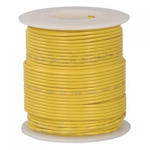 24 awg stranded hook up wire yellow 1 metre keyboard keysfo Gallery