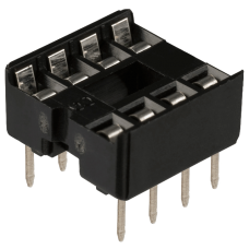 8 Pin DIP IC Socket