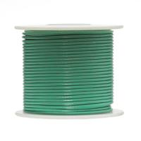 20 Awg Stranded Hook Up Wire- Green - 1 Meter