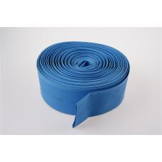 Heat Shrinkable Tubing 50mm - Blue (1 Meter)