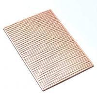 Veroboard / Stripboard 6.5cm x 14.5cm Single Sided