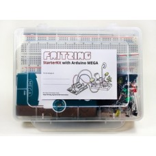 Arduino Starter Kit Rev 2 with Arduino Mega