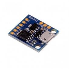 ATtiny85 USB Mini Dev Board (Digispark Compatible)