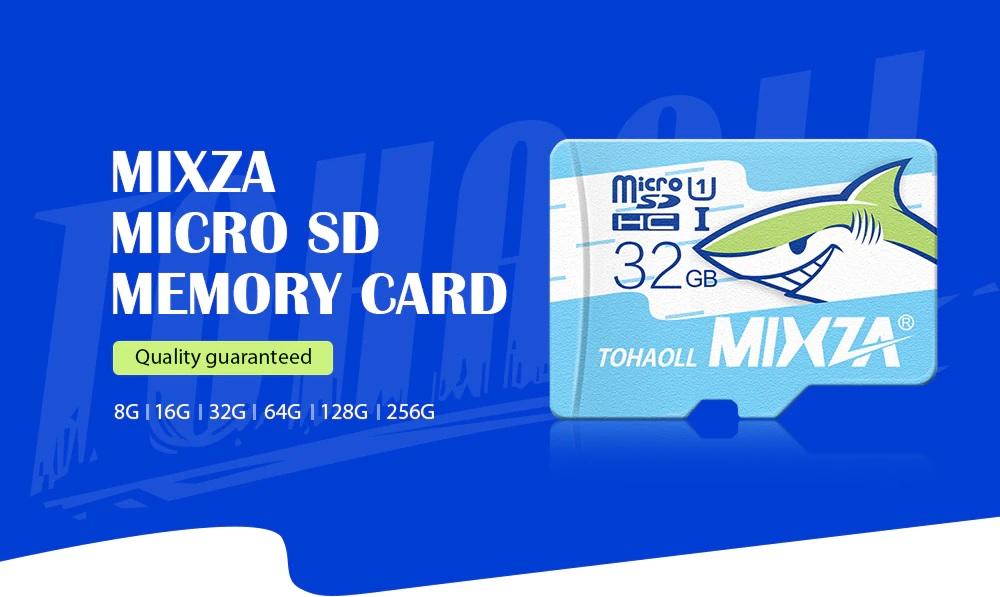 MIXZA MICROSD CARDS