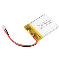 Lithium Ion Battery - 3.7v 500mAh