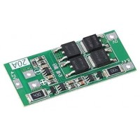 BMS 2S 20A Lithium battery protection board