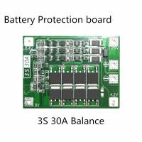 BMS Board 3S 30A Balanced Version 11.1V 12.6V