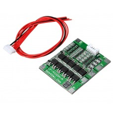 BMS Board 4S 30A (Balanced)  14.8V 16.8V for Lithium Ion Battery Pack