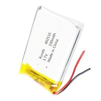Lithium Ion Battery - 3.7v 330mAh