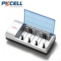 Battery Charger for 9V / C size /D size / AA / AAA NI-MH/NiCd Rechargeable Batteries