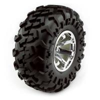 Big Off-Road Wheels 125mm X 60mm