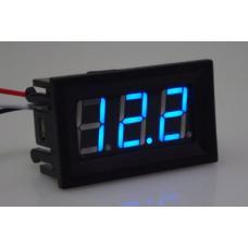 LED Digital Voltmeter DC 3.2V - 30V