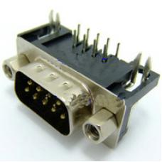 DR9 Male Serial RS232 9-pin