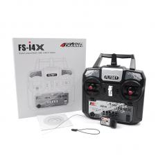 FlySky FS-i4X 2.4Ghz 4 Channel RC Transmitter/Receiver