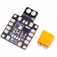 Power distribution Board Matek with BEC 5V&12V for FPV Racing Quadcopter