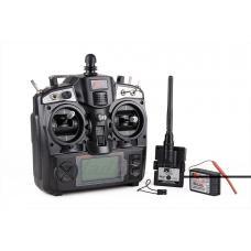 Flysky FS-TH9x 9Ch Transmitter w/ Module & 8ch Receiver