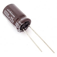 Capacitor 1000uf 25V Electrolytic
