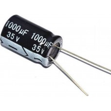 Capacitor 1000uf 35V Electrolytic