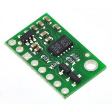 LSM303DLHC 3D Compass and Accelerometer Carrier with Voltage Regulator