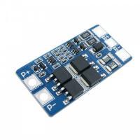2S 7.4V 10A Battery Management System / BMS Module