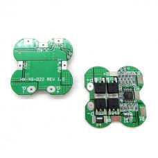 4S 14.8V 20A Battery Management System / BMS Module