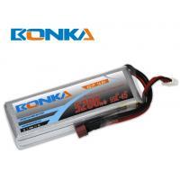 LiPo Battery 5200mAh/55C-4S (14.8V)