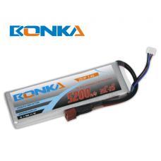 LiPo Battery 5200mAh/25C-2S (7.4V)