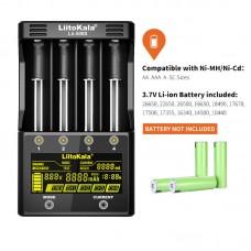 LiitoKala Lii-500S Battery charger