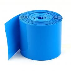 PVC Heat Shrink Wrap for 18650 Batteries - 68mm Width 1 meter long