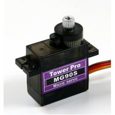 MG90S Metal Geared Micro Tower Pro Servo