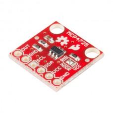 MCP4725 Breakout Board - 12-Bit DAC w/I2C Interface