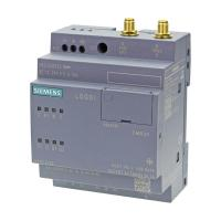 GSM/GPRS communication module Siemens LOGO! 8 CMR2020