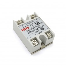 Solid State Relay – 40A (3-32V DC Input) – SSR-40DA