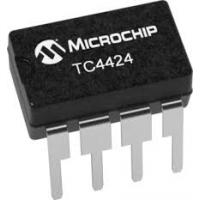 TC4424 3A Dual High-Speed Power MOSFET Driver