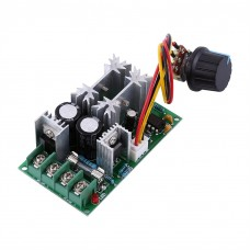 DC Motor Speed Regulation Module PWM Regulator Controller Switch 20A Motor Driver