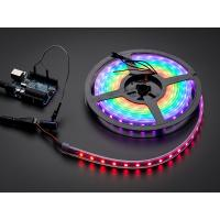 LED RGB Strip WS2812 30 LED/M - Addressable, Sealed (5m)