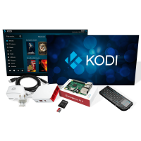 Raspberry Pi 3 Media Center Kit