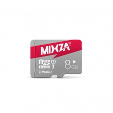 MIXZA 8GB MicroSD Class 10 Memory Card
