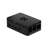 Raspberry Pi 4 Case – Black