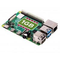 Raspberry Pi 4B - 1GB RAM