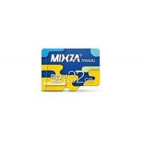 MIXZA 32GB MicroSD Class 10 Memory Card
